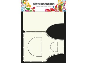 Dutch Doobadoo Dutch Card Art Apron A4