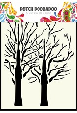 Dutch Doobadoo Dutch Mask Art A6 Trees