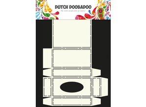 Dutch Doobadoo Dutch Box Art A4 Handkerschief container