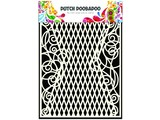 Dutch Doobadoo Dutch Mask Art A5 Swirls