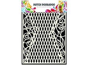 Dutch Doobadoo Dutch Mask Art A5 Swirls