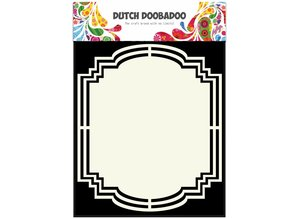 Dutch Doobadoo Dutch Shape Art A5 Label 2