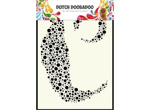 Dutch Doobadoo Dutch Mask Art A6 Bubbles