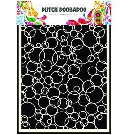 Dutch Doobadoo Dutch Mask Art A5 Bubbles 3