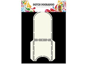 Dutch Doobadoo Dutch Box Art A5 Teabag