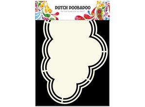 Dutch Doobadoo Dutch Shape Art A5 Cloud