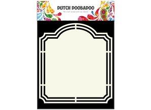Dutch Doobadoo Dutch Shape Art A5 Frame