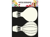 Dutch Doobadoo Dutch Fold Card Art A4 Airballoon