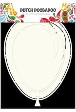 Dutch Doobadoo Dutch Fold Card Art A5 Balloons (2x)