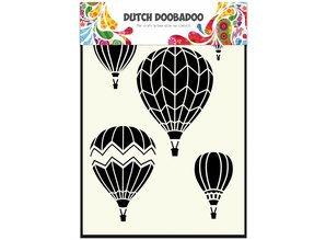 Dutch Doobadoo Dutch Mask Art A5 Airballoons multi