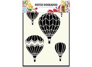 Dutch Doobadoo Dutch Mask Art A5 Airballoons multi