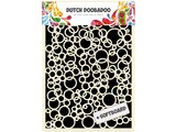 Dutch Doobadoo Dutch Softboard Art Bubbles A5