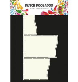 Dutch Doobadoo Dutch Fold Card Art Wave A4