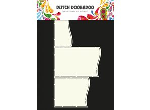 Dutch Doobadoo Dutch Fold Card Art Wave A4
