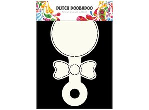 Dutch Doobadoo Dutch Card Art A5 Rattle