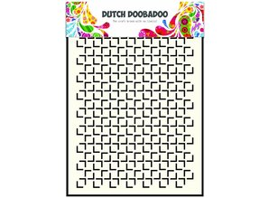 Dutch Doobadoo Dutch Mask Art A5 Geomatric Square