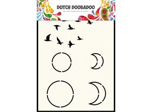 Dutch Doobadoo Dutch Mask Art A6 Sky