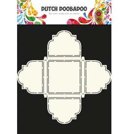 Dutch Doobadoo Dutch Box Art Chocolate Box A4