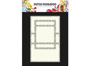 Dutch Doobadoo Dutch Card Art Trifold 2 A4