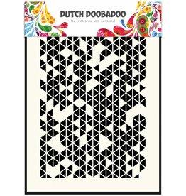 Dutch Doobadoo Dutch Mask Art A5 Triangles