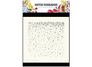 Dutch Doobadoo Dutch Mask Art 15 x 15 cm Snow