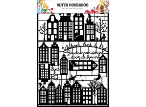 Dutch Doobadoo Dutch Paper Art A5 Sinterklaas