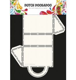 Dutch Doobadoo Dutch Box Art Suitecase A4