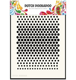 Dutch Doobadoo Dutch Mask Art Honeycomb A5