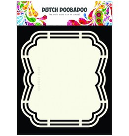 Dutch Doobadoo Dutch Shape Art Cascade A5