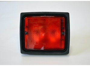 Hella Lamp unit enkel mistlicht Rood