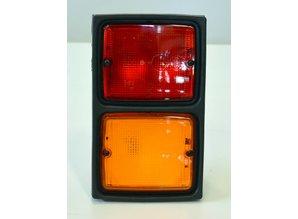 Hella lamp unit dubbel rood/oranje
