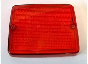 Hella lamp unit rood lampglas