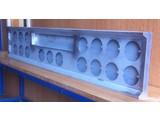VTS Bumper 19 ronde gaten met kentekenuitsparing