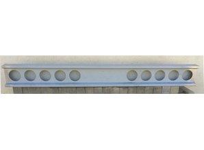 VTS bumper 10 ronde gaten