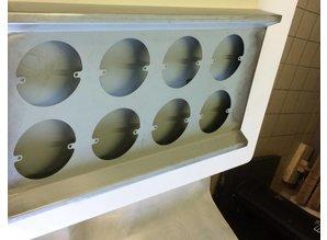 VTS Bumper deel 8 ronde gaten LED lampen