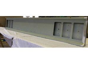 VTS Bumper 6x vierkante gaten staal