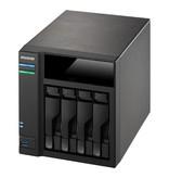 Asustor ASUS AS6104T NAS Ethernet LAN Zwart