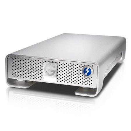 G-Technology G-DRIVE 4TB Thunderbolt & USB3