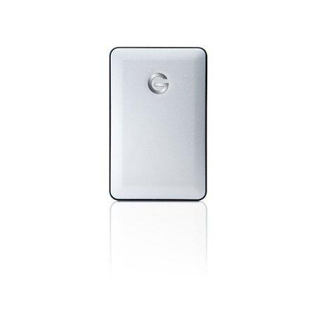 G-Technology G-Technology G-DRIVE mobile USB 3.0 1000GB Zwart, Zilver externeharde schijf
