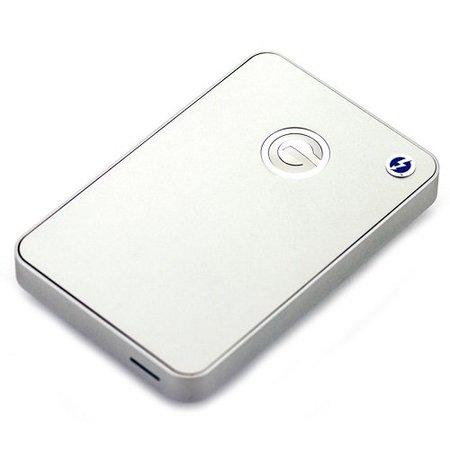 G-Technology G-Technology G-DRIVE mobile 1000GB Zilver externeharde schijf