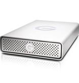 G-Technology G-Technology G-DRIVE USB 4000GB Zilver externeharde schijf