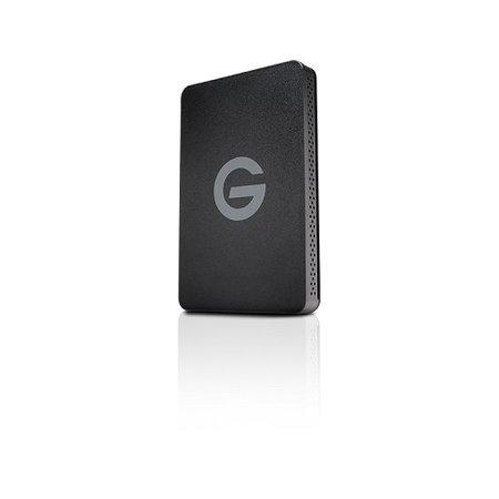 G-Technology G-Technology G-DRIVE ev RaW 1000GB Zwart, Blauw externeharde schijf