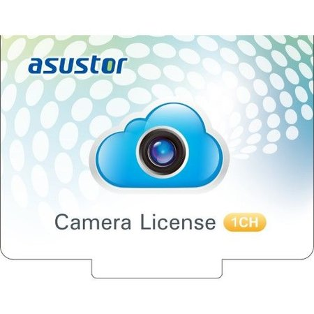 Asustor Camera License (1 Channel)