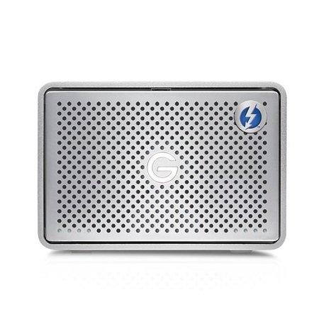 G-Technology G-Technology G-RAID HDD enclosure Zilver