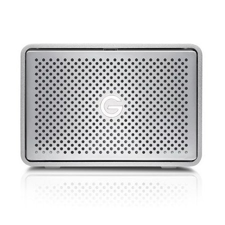G-Technology G-Technology G-RAID USB HDD enclosure Zilver