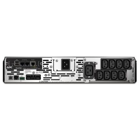 APC APC Smart-UPS X 3000VA noodstroomvoeding 8x C13, 1x C19 uitgang, USB, NMC