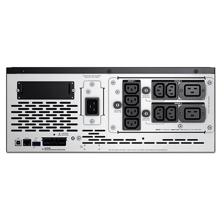 APC APC Smart-UPS X 2200VA noodstroomvoeding 8x C13, 2x C19 uitgang, USB, short depth