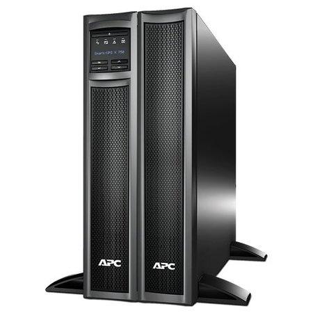 APC APC Smart-UPS X 1500VA noodstroomvoeding 8x C13 uitgang, USB
