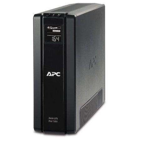 APC APC Back-UPS Pro 1500VA noodstroomvoeding 6x stopcontact, USB