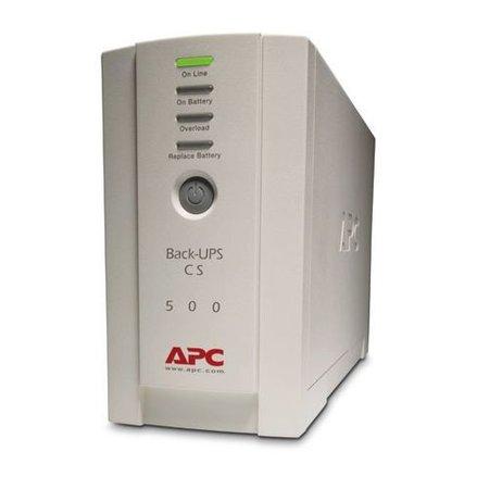 APC APC Back-UPS 500VA noodstroomvoeding 4x C13 uitgang, USB